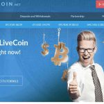 LiveCoin: Buy and sell cryptocurrencies.