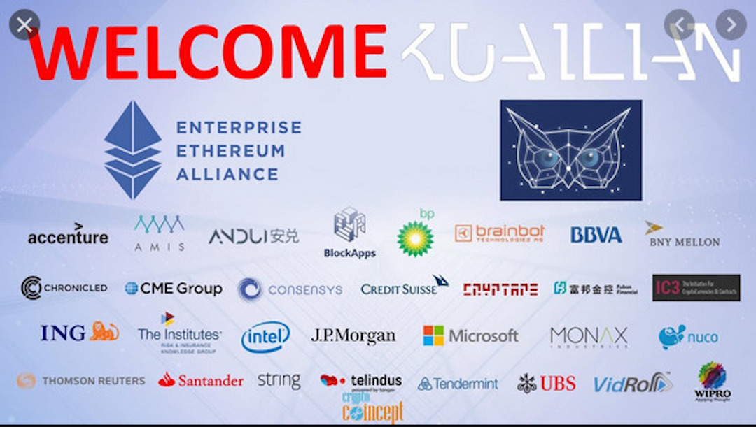 Kuailian Ethereum Alliance